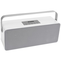 Sylvania Portable Bluetooth Speaker With Aluminum Handle (white) CURSP672WH - $63.72 CAD