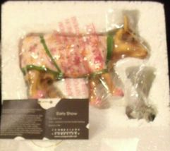 CowParade Early Show Westland Giftware # 9129 AA-191927 Collectible (Resin) image 3