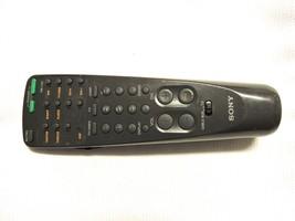 SONY TV REMOTE RM-Y121 fits KN32V16, KP27S15, KP41T25, KP46S17, KV23V16 ... - $10.36
