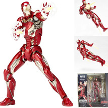 Hottoy Yamaguchi Iron Man MK45 Marvel Legends Avergens Model PVC Action ... - $33.99