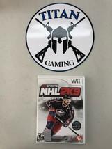 NHL 2K9 (Nintendo Wii, 2008) - $7.46