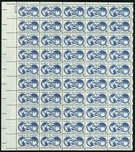 Wheels of Freedom Sheet of Fifty Four Cent Stamps Scott 1162 - $9.99