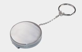 "Hillman 20"" Retractable KEY CHAIN Split Ring Belt Hook Pocket Chain 1 pk... - $12.23"