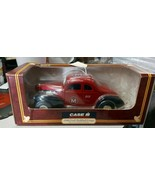 Case IH 1940 ERTL FORD MODIFIED COUPE 1/25 SCALE DIE-CAST COIN BANK 1996 - $28.99