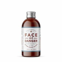 Face of Danger Organic After Shave Lotion, Natural Aftershave Moisturizer Balm - image 1