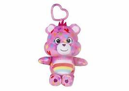"NEW 2020 Care Bears - 7"" Mini Plush Danglers - In 5 Fun Designs - Cheer ... - $14.88"