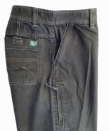 Bass Men's Black Pants 100% Cotton Size 36 x 30 - $18.71