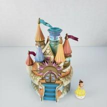 "1997 Trendmasters Starcastle Starcastles Castle Polly Pocket 7.5"" Light Up - $89.09"