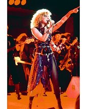 Bette Midler 16x20 Canvas Giclee in Concert 1980's Pose - $69.99
