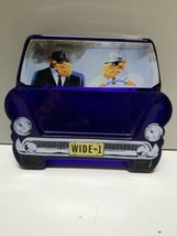 Joe Camel Wide-1 Double Sided Car Cobalt Blue Ashtray - Heavy - $14.84