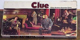 1972 CLUE - Detective Board Game by Parker Brothers Hasbro COMPLETE - $12.00