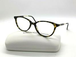 Calvin Klein CK 5986 234 HAVANA Eyeglasses Frames 52-16-140MM/CASE - $43.62