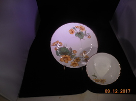 Adderley cup and saucer bone china England #1 - $9.99