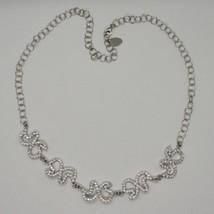 925 Collier en Argent Sterling Ailes de Papillon avec Zirconia By Marie ... - $254.89