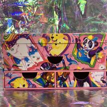 Vintage Lisa Frank Stationery Box Extras May Vary (better Stuff  image 5