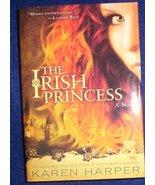 The Irish Princess [Hardcover] Karen Harper - $33.83