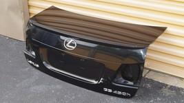 06-11 Lexus GS450H GS 300 350 430 460 450H (S190) Trunk Lid W/ Camera image 2