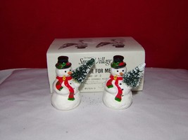 DEPT 56 A TREE FOR ME #51640 - SNOW VILLAGE / RETIRED-NEW IN BOX - $8.82