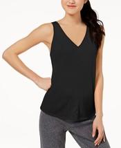 Calvin Klein Womens Vent Back Tank Top Black Size XS - $28 - NWT - $9.79