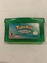 Pokemon Emerald Version (Game Boy Advance, 2005) - $120.30 CAD