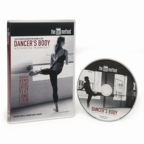 Primary image for The Bar Method The Dancer's Body DVD Marnie Alton Fitness Advanced Weight Loss