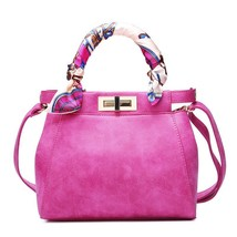 Summer New Ladies Scrub Handbag Fashion Shoulder Bag Bucket Women Messen... - $27.35+