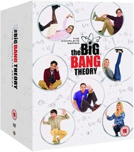 The Big Bang Theory Complete Series Season 1 - 12 Collection DVD New Reg... - $89.95