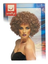 Afro Wig Costume Accessory One Size Curly Wig Synthetic Hair Adult Halloween - $19.75