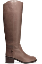 Tory Burch Brown Fulton Leather Knee-High Riding Boots Size 5.5 M - $289.00