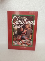 Country Christmas Crochet by house of white birches - $11.00