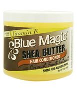 Blue Magic Shea Butter Hair Conditioner w/ Coconut Fruit & Vitamin E 12oz - $8.90