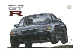 FUJIMI 1/12 Scale Nissan Skyline GT-R (BNR32) Plastic Model Kit - $152.10