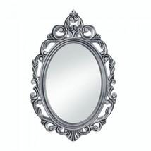 Silver Royal Crown Wall Mirror - $41.43