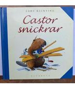 Castor Snickrar by Lars Klinting (Swedish) - $11.29