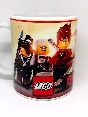 Custom Made Lego Ninjago The Movie 11oz and similar items