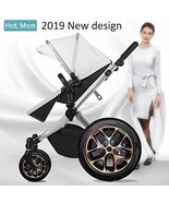 Infant Toddler Baby Stroller Carriage,Hot Mom Stroller 2 in 1 pram seat ... - $218.54
