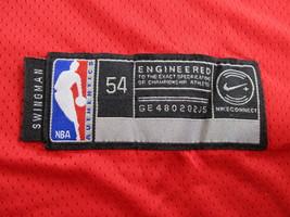 CHRIS PAUL / 9 X NBA ALL-STAR / AUTOGRAPHED HOUSTON ROCKETS PRO STYLE JERSEY COA image 5