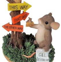Charming Tails I'll Find My Way to You 98/375 - G&L Christmas Barn - $21.99