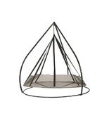 Flying Saucer Swing Chair w/ or w/o Stand Indoor Outdoor Patio Furniture... - $449.99+
