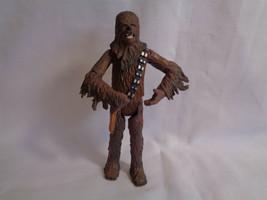 2001 Hasbro Star Wars Chewbacca Action Figure - $3.94