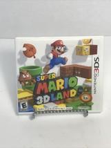 Super Mario 3D Land (3DS, 2011) Complete w/ Case & Manual - $16.82