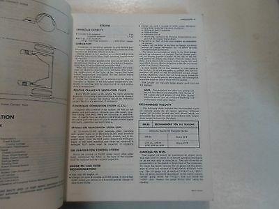 1974 Pontiac Astre Shop Service Manuell Stained Getragen Fabrik OEM Buch 74 Deal