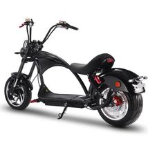 MotoTec Lowboy 60v 20ah 2500w Lithium Electric Scooter 28 MPH up to 38 Miles image 4