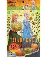 Disney Princess Stickers Book - 125 Stickers - Harvest Moon Hugs - $4.24
