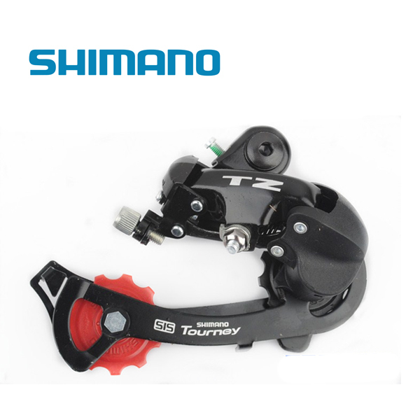 Cambio SHIMANO Tourney 6//7Speed Black RD-TY300B //REAR DERAILLEUR SHIMANO TOURNEY