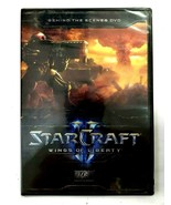 Starcraft II: Wings of Liberty - Behind the Scenes (DVD, 2010) NEW - $12.82