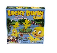 Lucky Ducks -- The Memory and Matching Game that Moves - $33.99