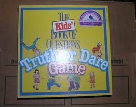 Truth or dare board Game Kids Edition  - $5.00