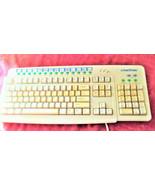 RARE Vintage eMachines KO4-179737 computer keyboard  - $18.69