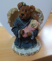 Boyd's Bears Charity Angelhug & Every Child...Cherish the Children- #228... - $24.75